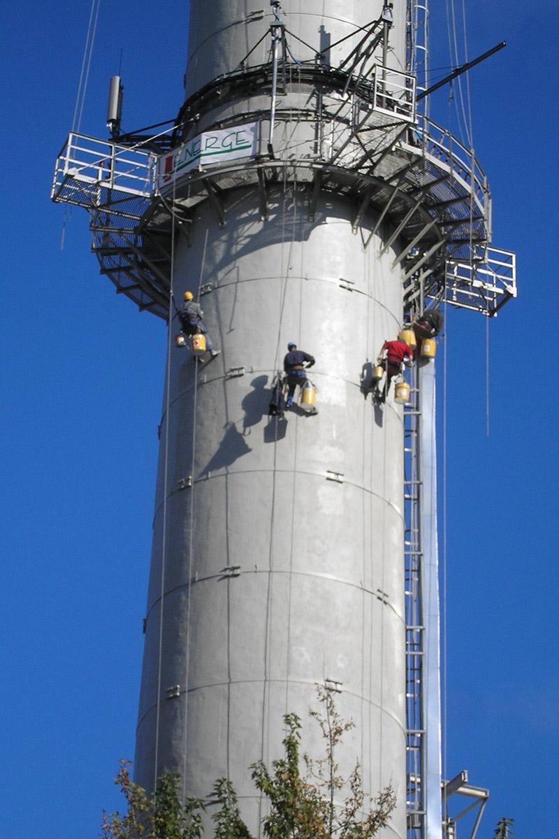 Specjalistyczne budownictwo przemysłowe