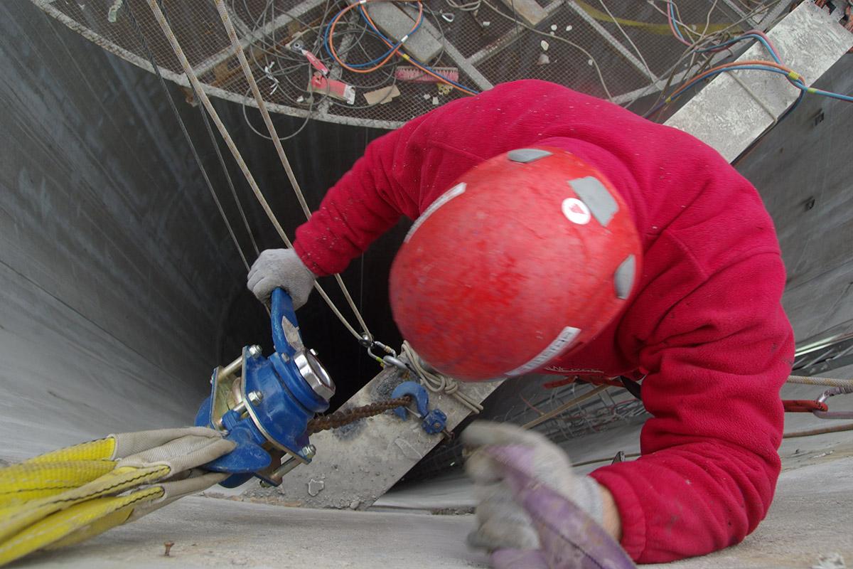 Specjalistyczne prace budowlane